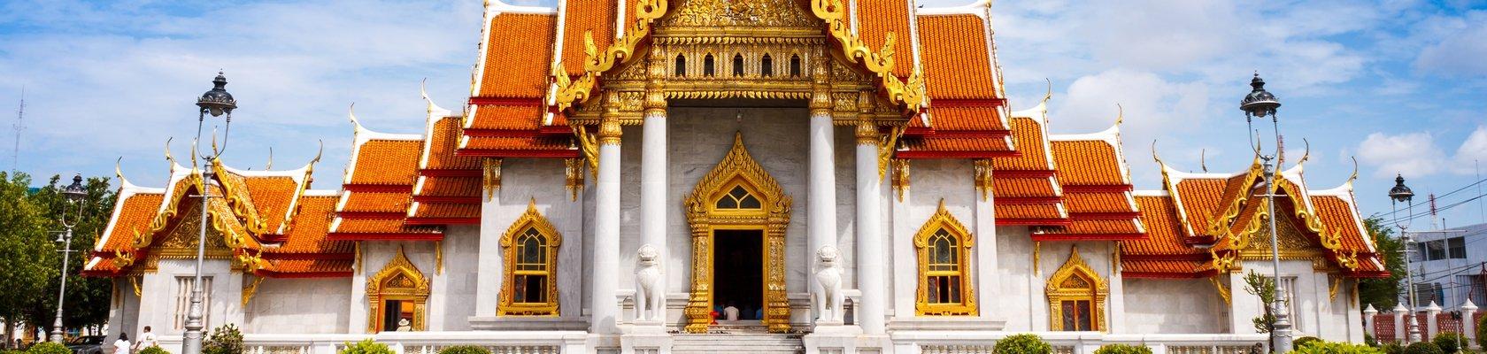 Wat Benchama, Bangkok