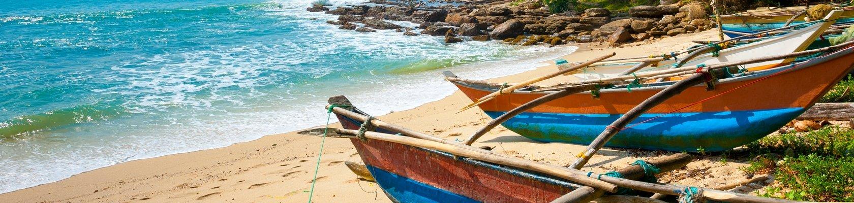 Zuidkust Sri Lanka