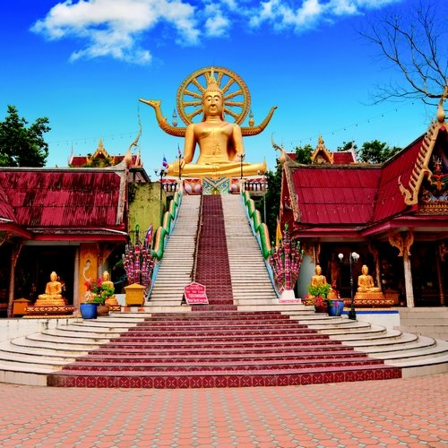 NRV: Bijzonder Noord-Thailand & Koh Samui