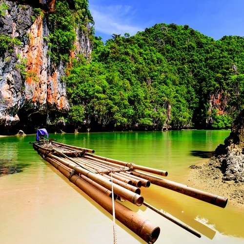 NRV: Beste van Zuid-Thailand & Koh Samui