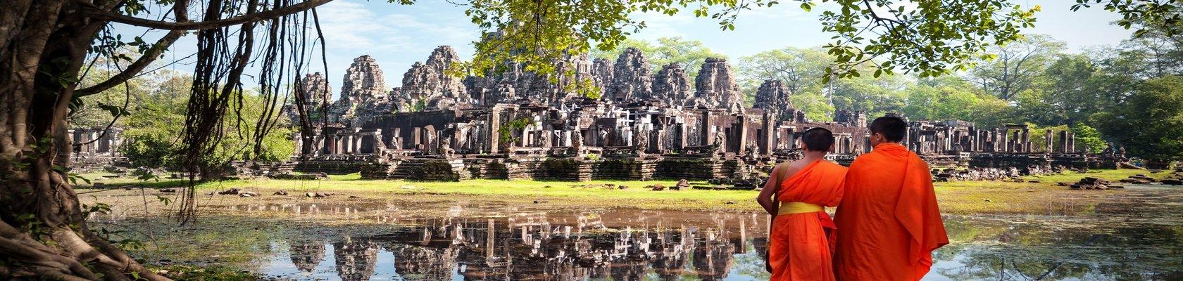 Tempelcomplex Angkor Wat
