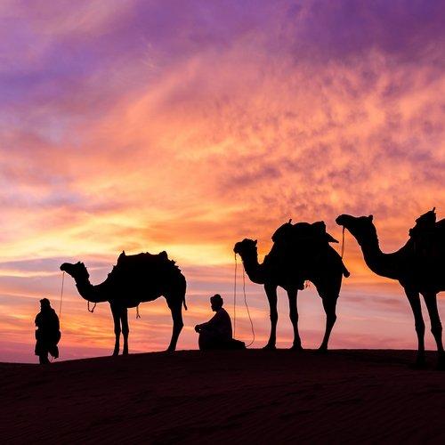 Hoogtepunten van Oman