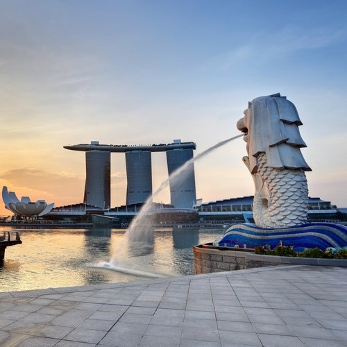 NRV: Singapore & Maleisië, incl. chauffeur