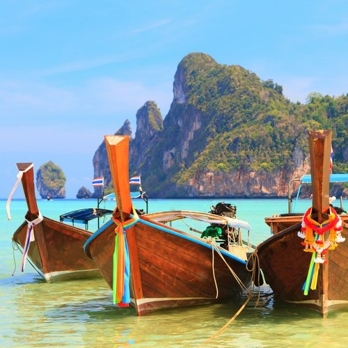 Island Hopping Phuket