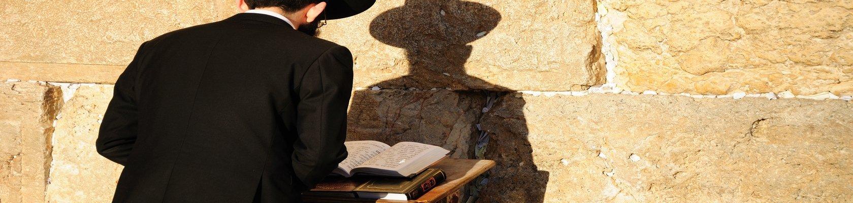 Klaagmuur in de Oude Stad van Jeruzalem