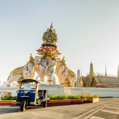 Ontdek Thailand
