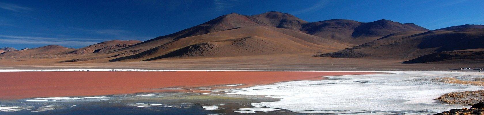 Laguna Colorada, Salar de Uyuni