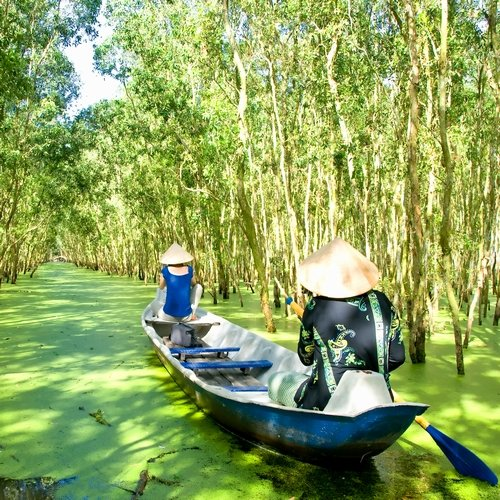 NRV: Thailand, Vietnam & Cambodja (juli/augustus)