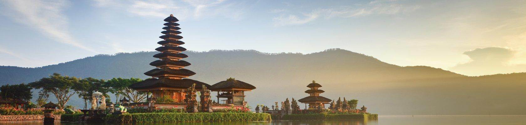 Tempelcomplexen van Bali