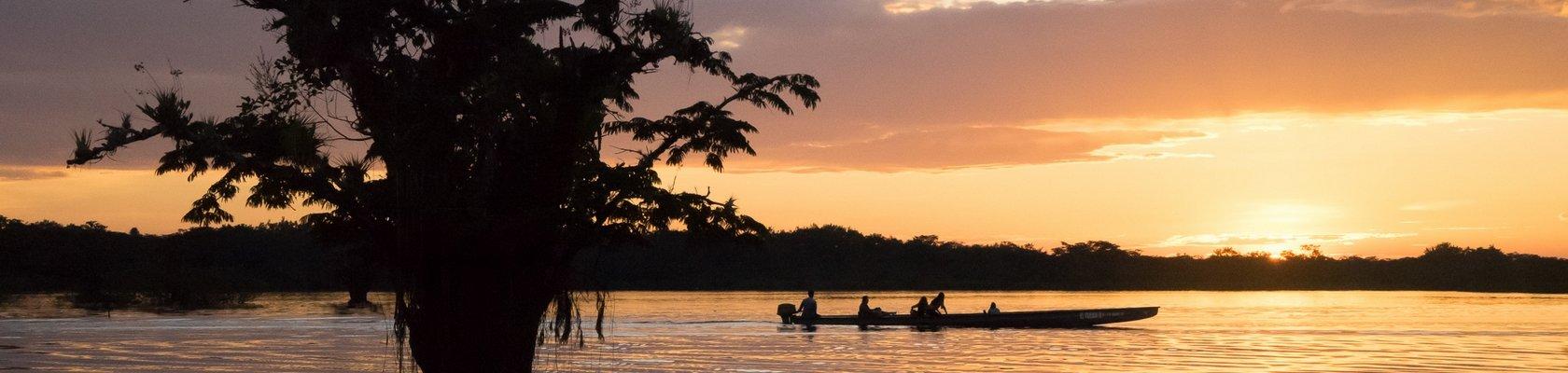 Cuyabeno Reservaat