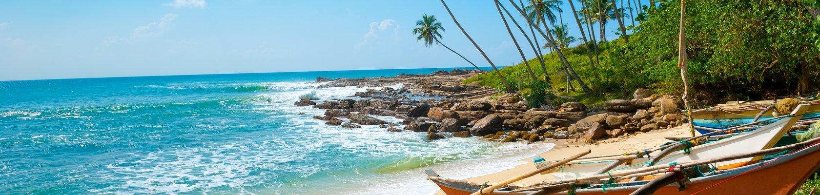 Stranden Zuidkust