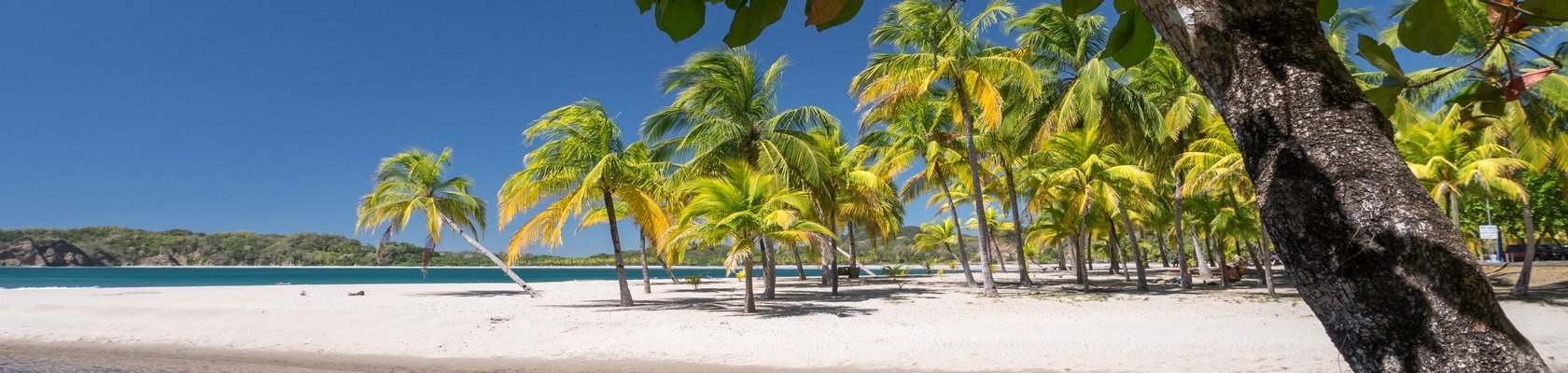 Samara, stranden van Costa Rica
