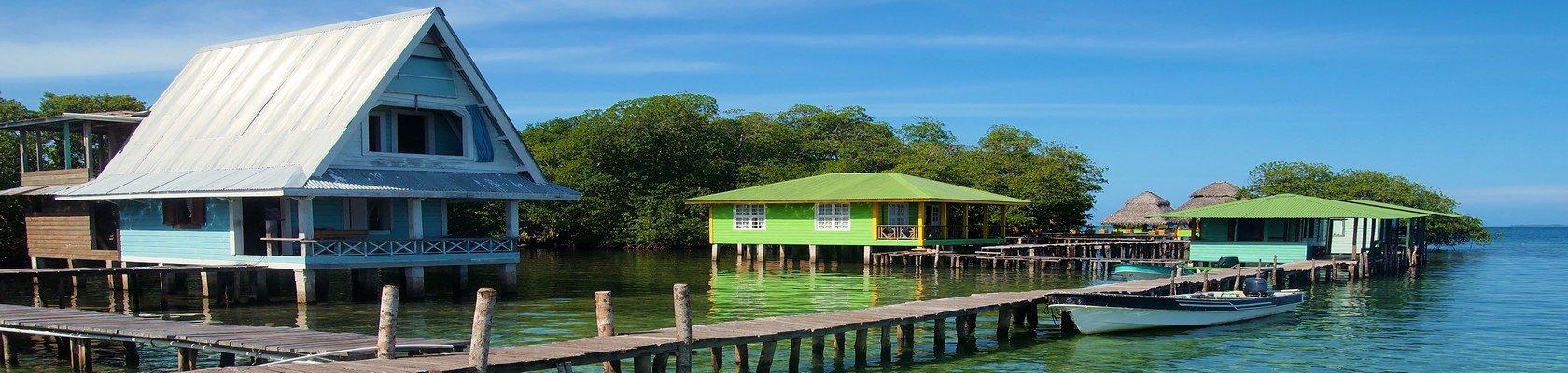 Archipel Bocas del Toro (Panama)