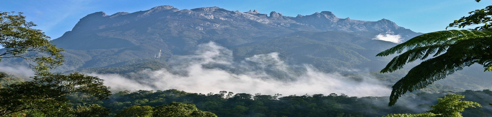 Imposante Kinabalu National Park