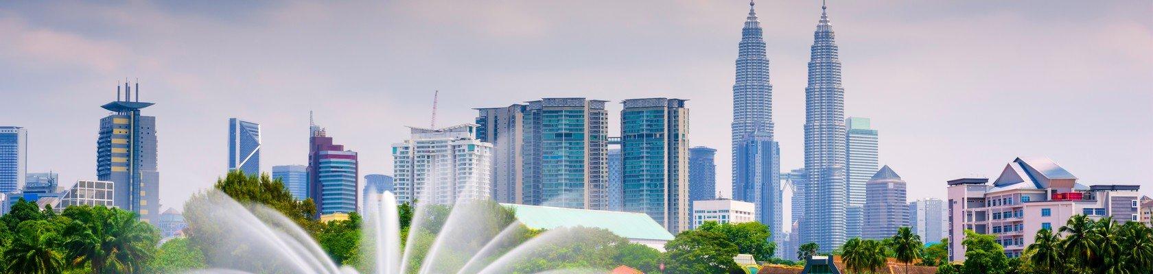 Wereldstad Kuala Lumpur