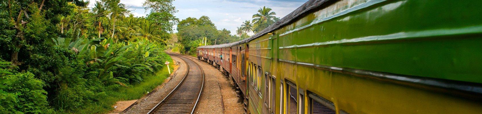 Mooie treinreis naar Ajmer