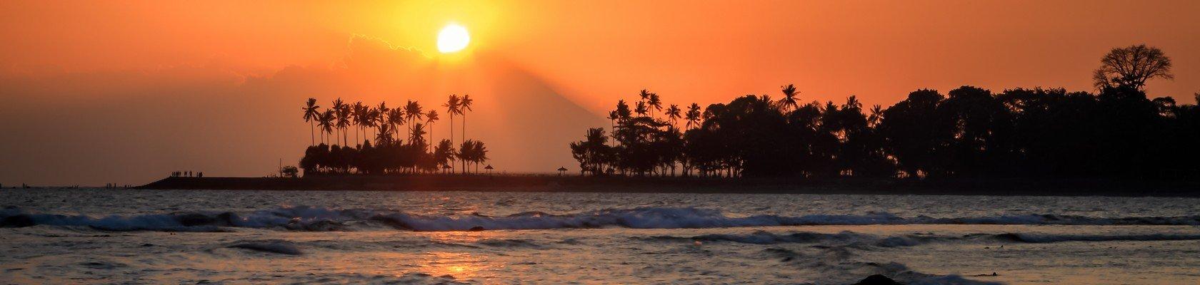 Paradijselijk Senggigi Op Lombok