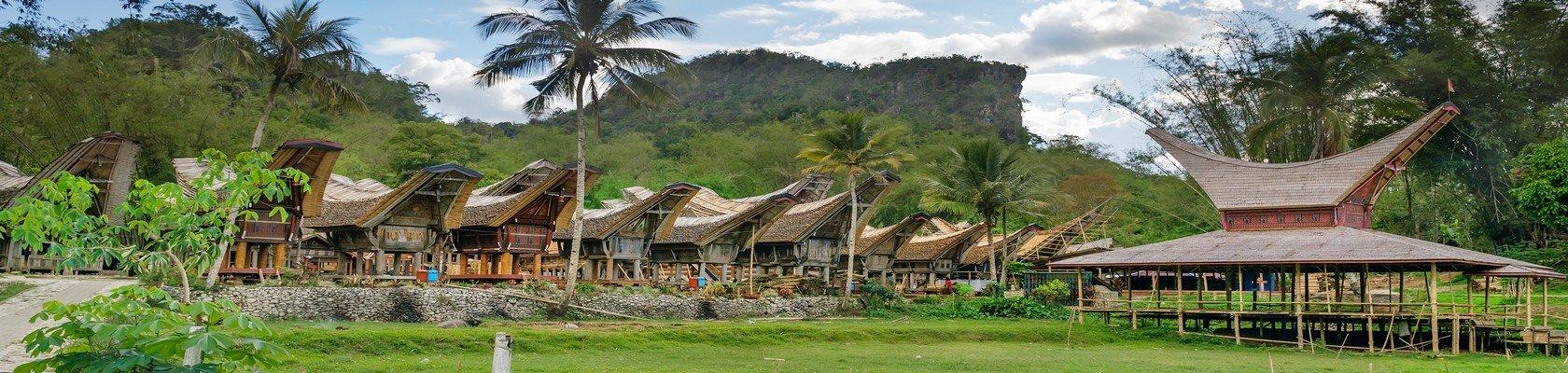 Uniek bezoek aan Torajaland op Sulawesi