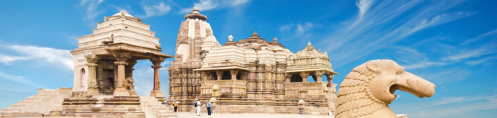 Erotische tempels van Khajuraho