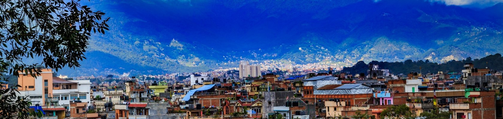 Indrukwekkend Kathmandu