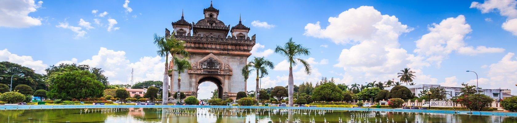 Stadstour Vientiane met Patuxai