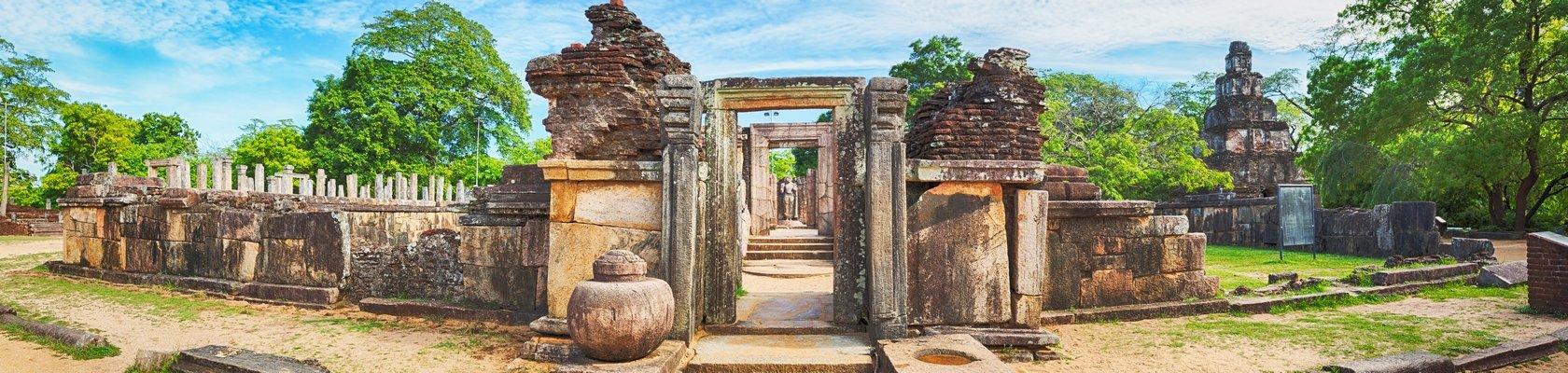 Ruïnestad Polonnaruwa