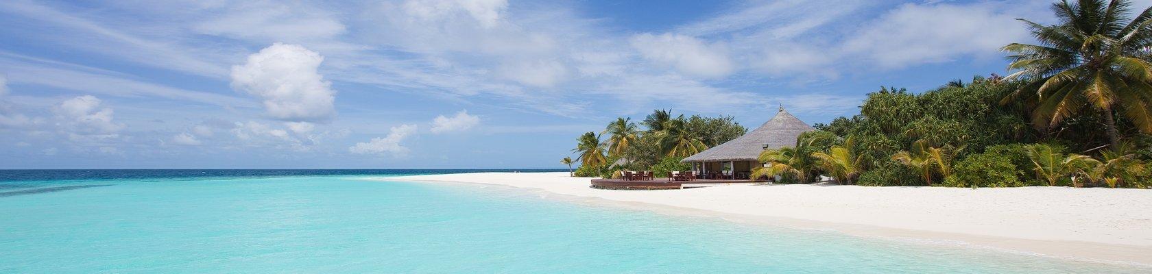 Stranden van de Malediven