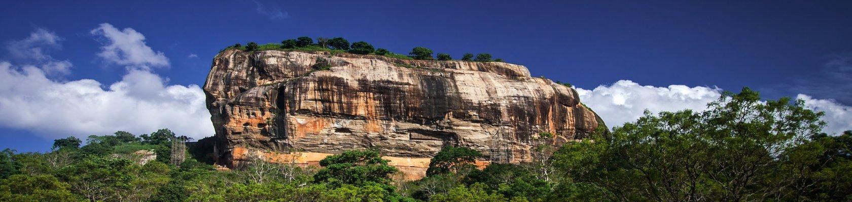 Leeuwenrots van Sigiriya