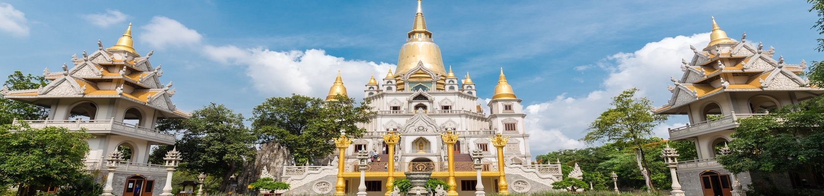 Het bruisende Ho Chi Minh City