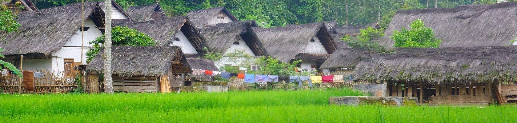 Bijzonder bezoek aan Kampung Naga