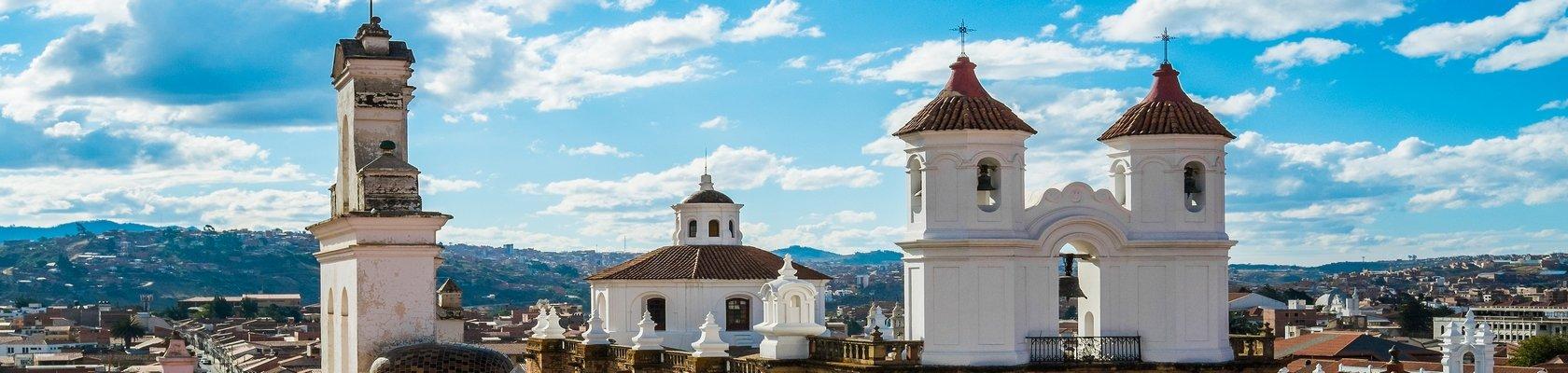 UNESCO Werelderfgoed in Sucre