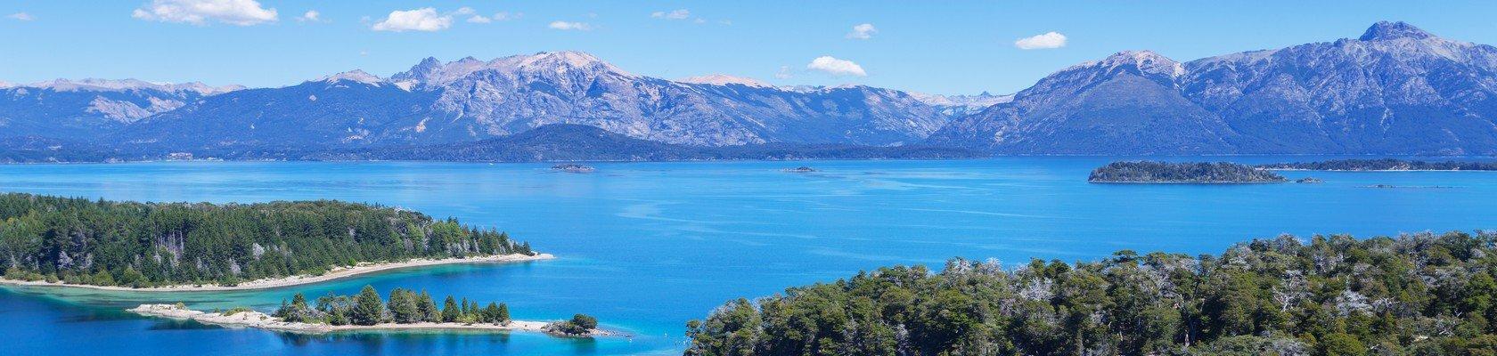 Merengebied van Bariloche