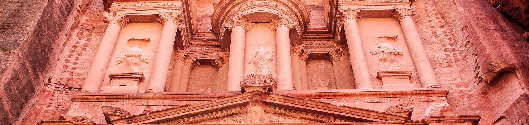 Delegendarische Roze Stad, Petra