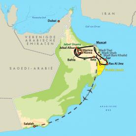 Bijzonder Oman & Salalah