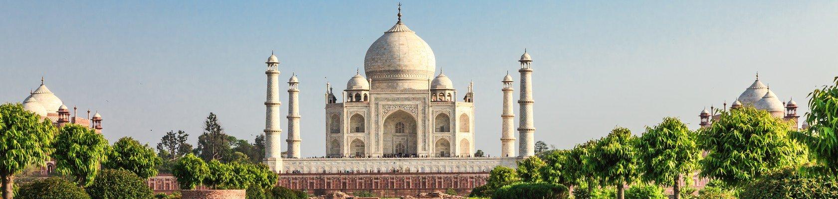 Bezoek aan de beroemde Taj Mahal
