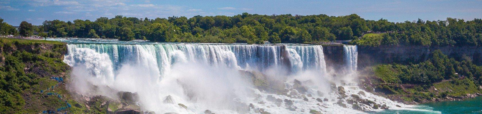 Adembenemende Niagara Falls