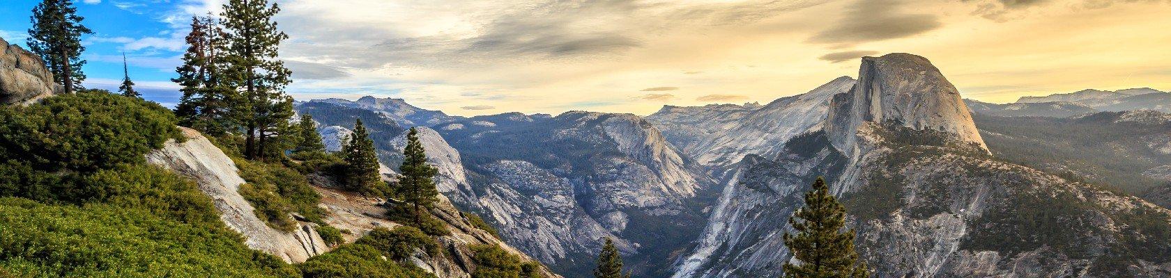 Yosemite Nationaal Park