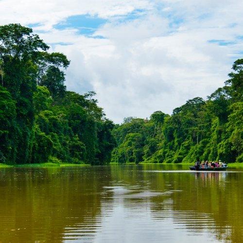 NRV: Hoogtepunten van Costa Rica per shuttlebus