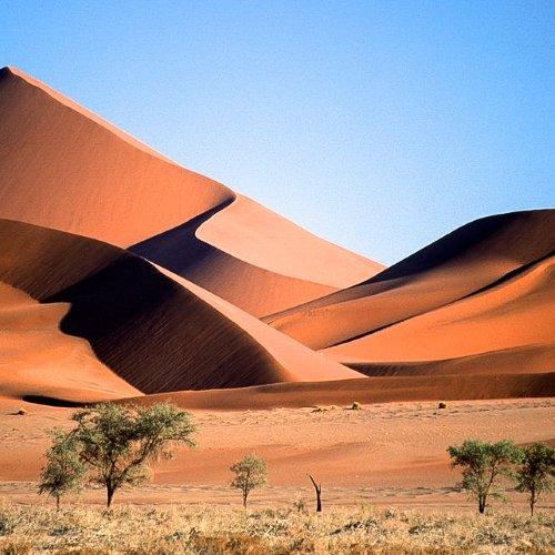 NRV: Hoogtepunten van Namibië