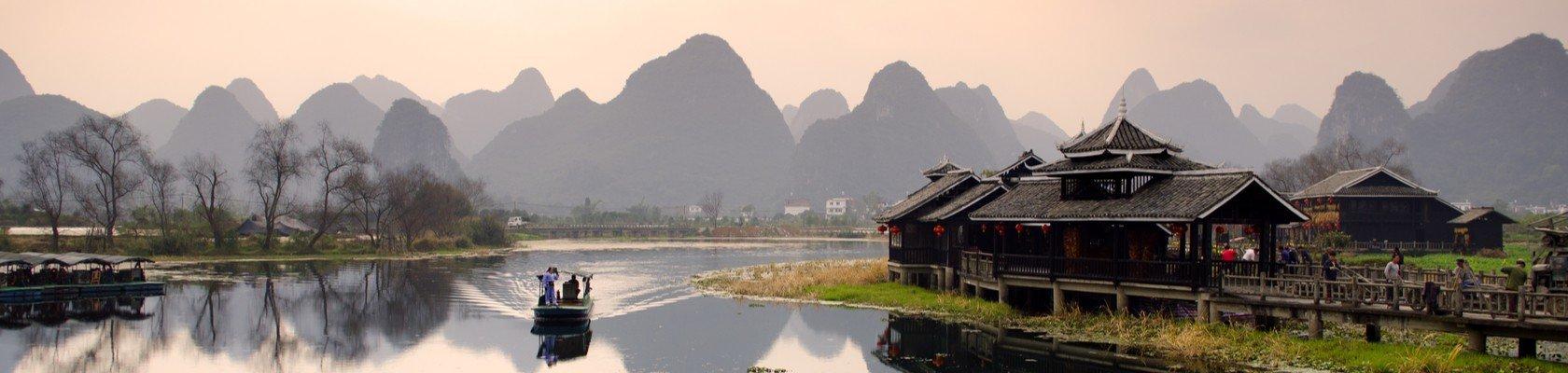 Li Rivier, Yangshuo