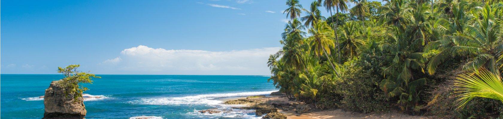 Stranden van Puerto Viejo de Talamanca