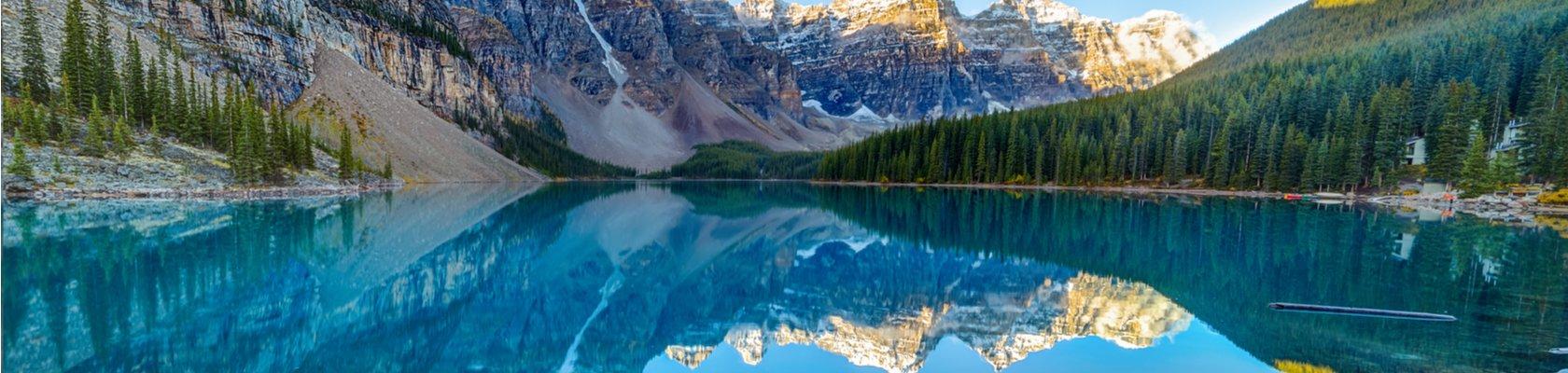Banff Moraine Lake
