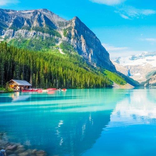 Canada van Oost naar West