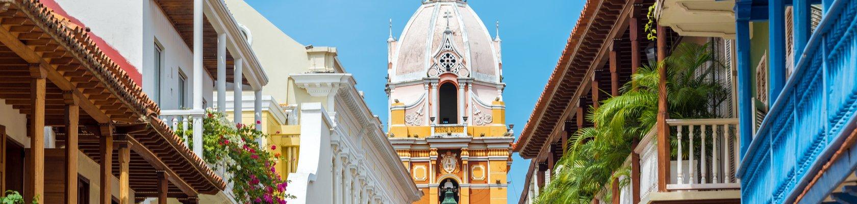 Colombia's 'kroonjuweel' Cartagena