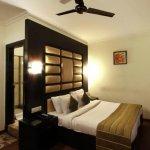Southgate Hotel Delhi kamer