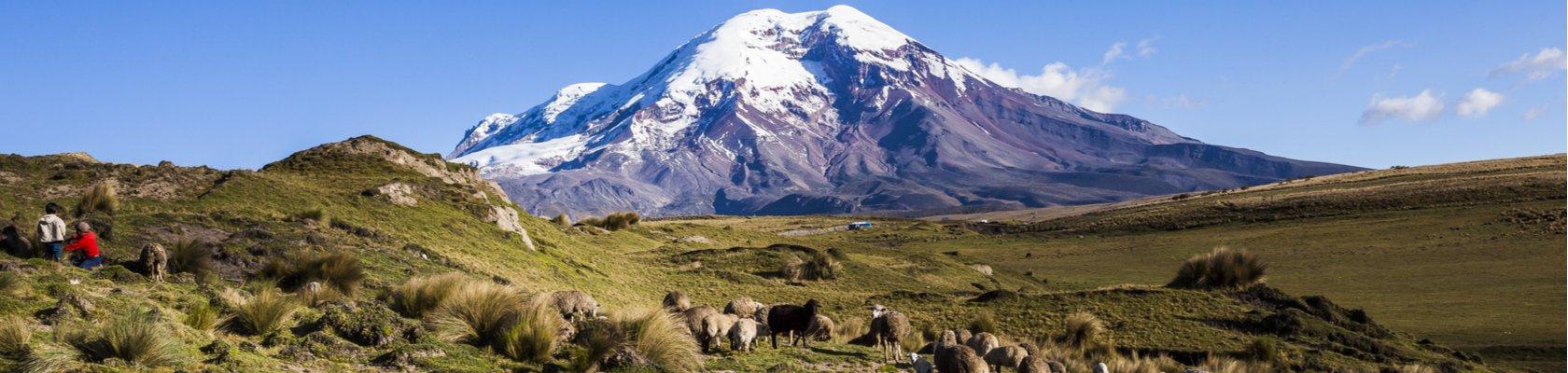 Chimborazo Nationaal Park