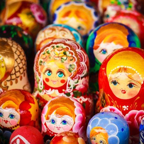 Klassiek Rusland Herfstspecial