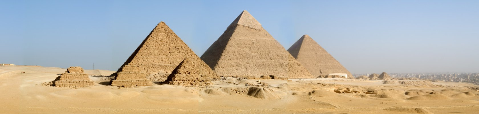 Piramides van Gizeh