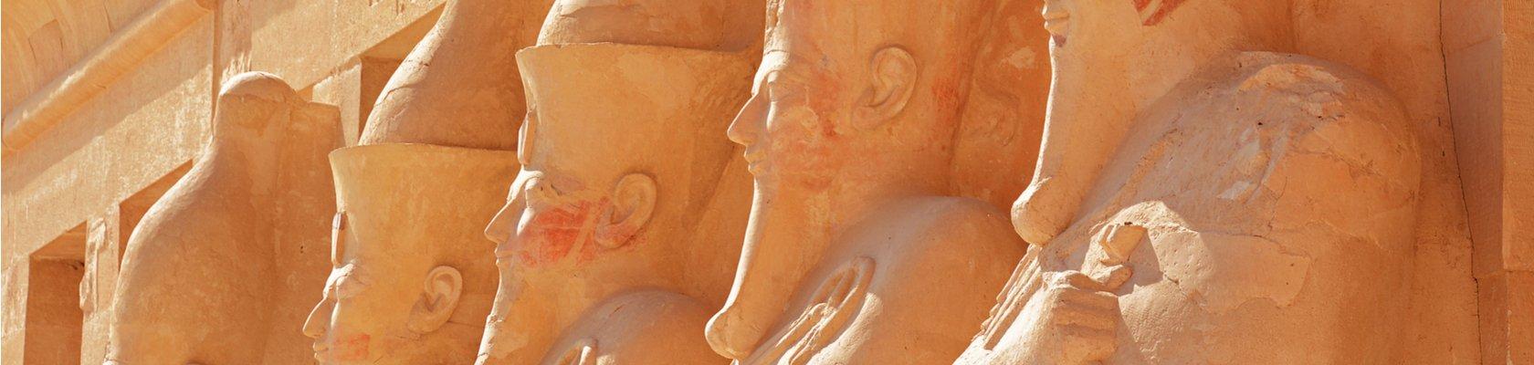 Tempel van Hatjepsoet, Luxor
