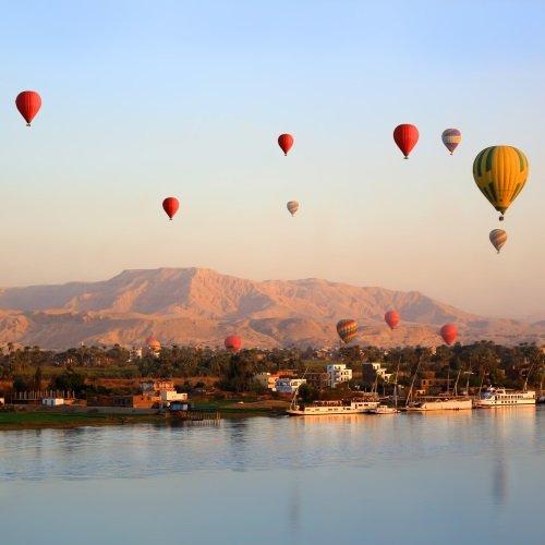 NRV: Klassiek Egypte (inclusief Rode Zee)